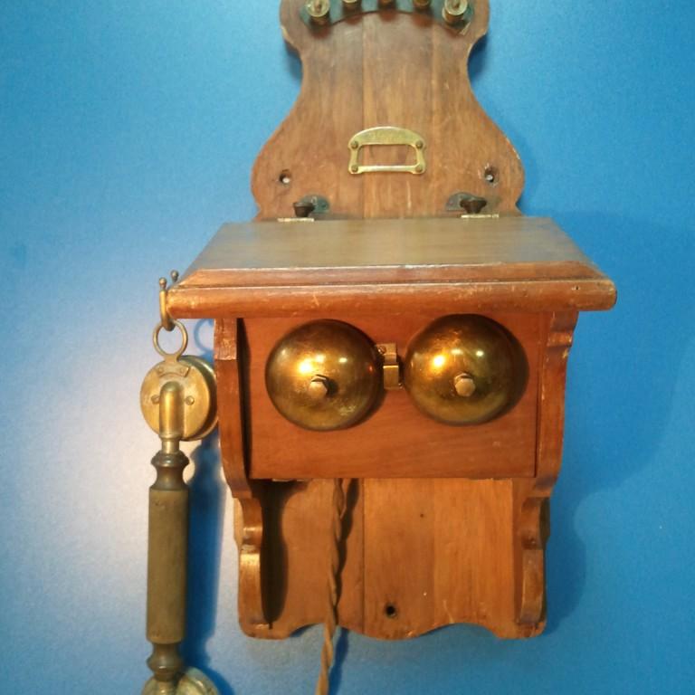 Телефон з-да «Н.К. Гейслер и Ко»