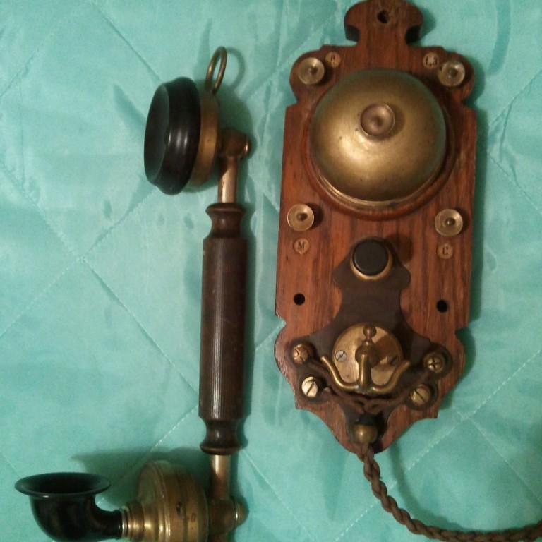 Телефон 3-да «Л.М. Эриксон и Ко»