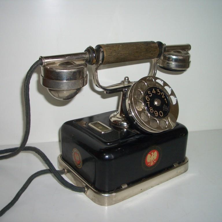 Телефон. PZT. Польша. 1934г.
