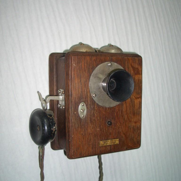 Western Electric. США. 1907г