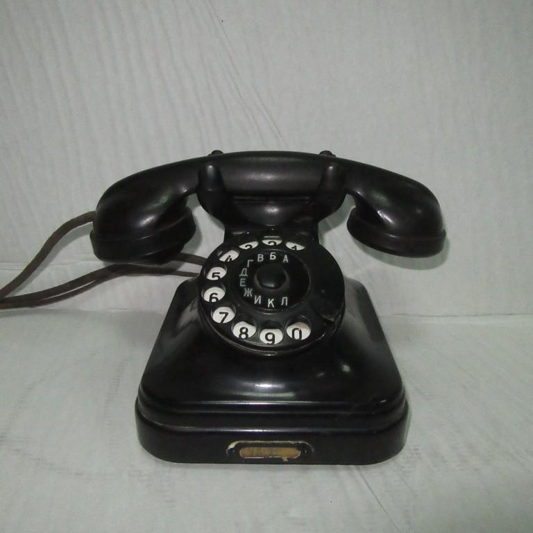 Телефон. Венгрия. 1940-гг