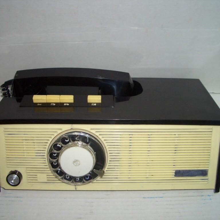 Телефон директорский. ВЭФ АТГ-70. 1977г.
