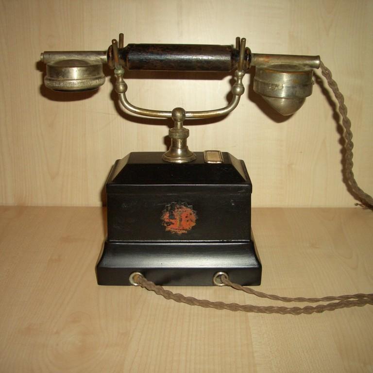 Телефон «Эрикссон». 1899г