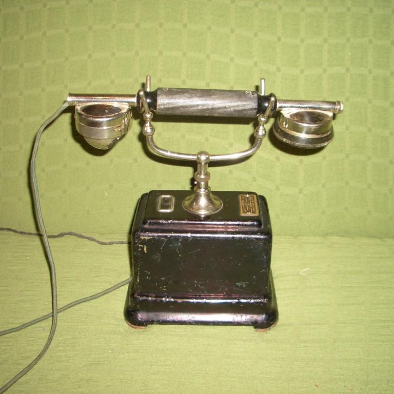 Телефон. Красная Заря. 1920гг