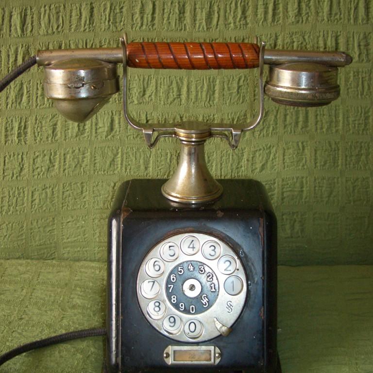 Телефон Siemens & Halske ZBSA 19