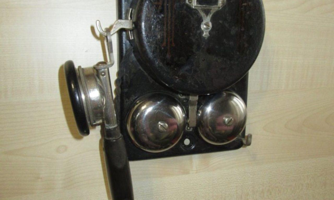 Телефон Siemens & Halske, 1913г.